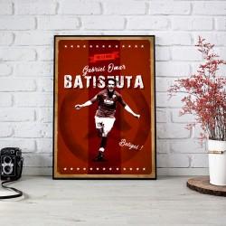 VINTAGE - BATISTUTA